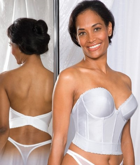 Picture of Carnival Creations  #203  Backless Strapless Bra 20% Off
