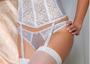 Picture of Carnival Creations #3027 Lace Thong 20%Off