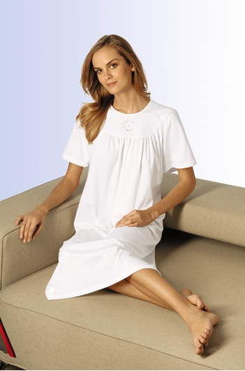 Picture of Calida #34100 Nightgown  Egyptian Cotton