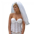 Picture of Carnival Creations #313 Bustier Splendor In Lace 20% Off