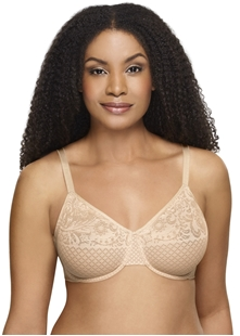 Picture of Wacoal #857210 Visual Effects Minimizer Underwire Bra FREE Shipping