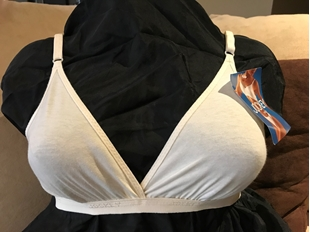 Picture of Jockey #1581 Stretch To Fit Cotton Bra 70% Off