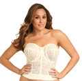 Picture of Goddess #689 Strapless Longline Bra FREE SHIPPING