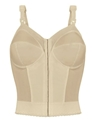 Picture of Exquisite Form #7530 / #5107530 Front Hook Fully Longline Bra 25% Off