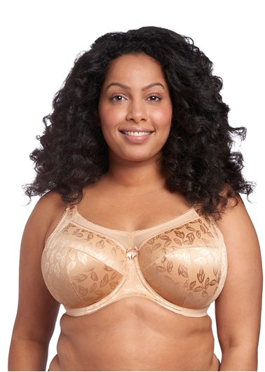 Picture of Goddess #6650 Petra underwire bra 50% Off