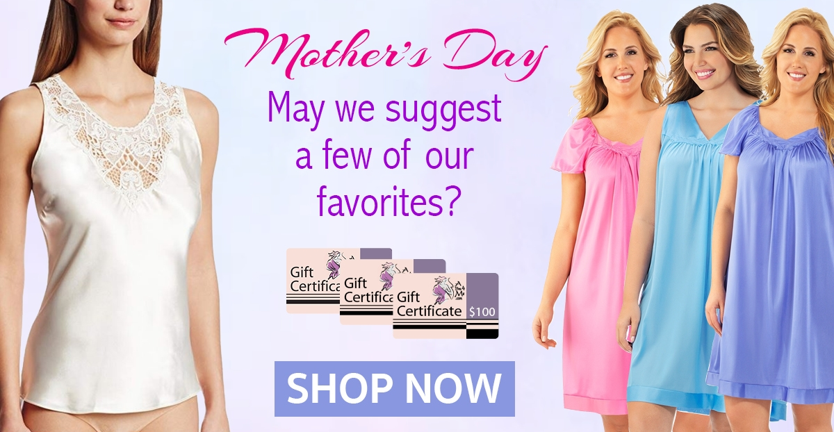 mother's day gift ideas from abra4me, lingerie gifts