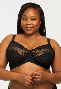 Picture of Montelle #9324 Muse Full Cup Lace Bra FREE Shipping